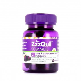 ZzzQuil Sommeil Gommes