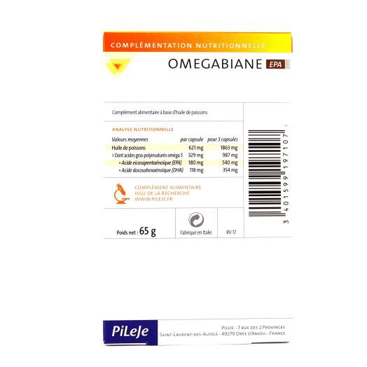 PILEJE Omegabiane EPA