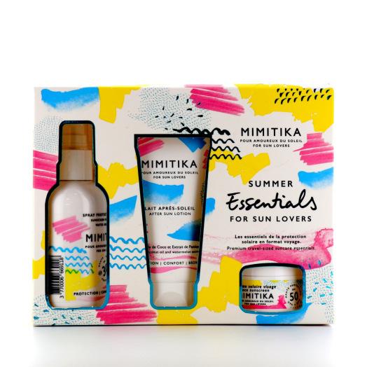 Mimitika - Coffret Summer Essentials