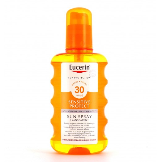 Sun Sensitive Protect Spray Transparent SPF 30 en 200 ml
