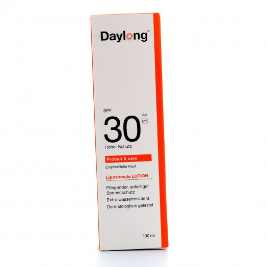 Daylong Protect & Care Lait solaire SPF 30