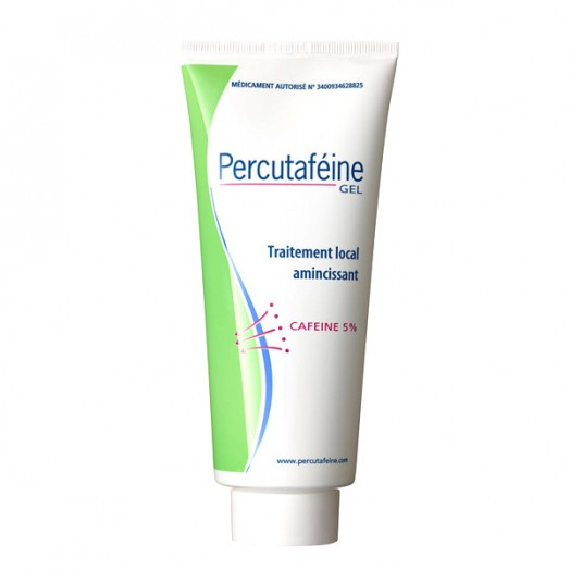 Percutafeine Gel Caféine 5% Tube 192g
