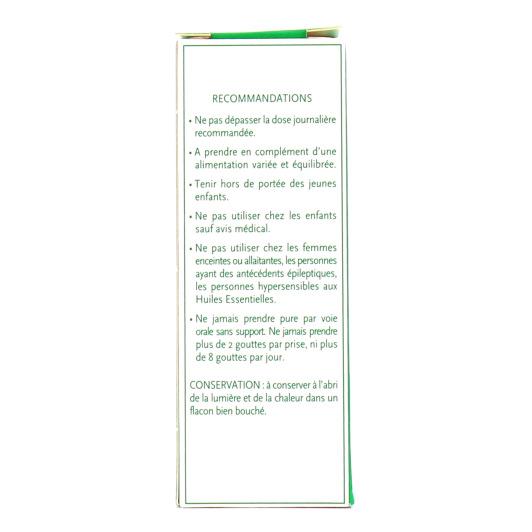 Phytosun Arôms Huile Essentielle Camomille Romaine 5 ml