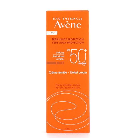 Avène Crème Teintée Solaire SPF50+