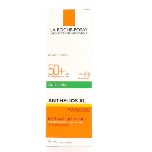 La Roche Posay Anthélios 50+ Gel Crème Anti-Brillance Avec Parfum