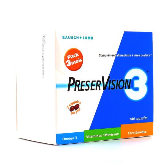 PreserVision 3 capsules