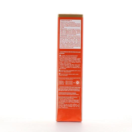 Huile solaire 150 ml - ESTHEDERM