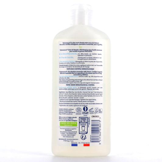 Eau micellaire fraîcheur 250 ml