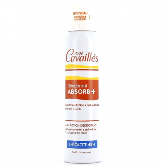 Déodorant Spray Absorb+ 48h