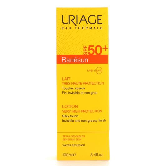URIAGE Bariésun SPF50+ Lait 100ml