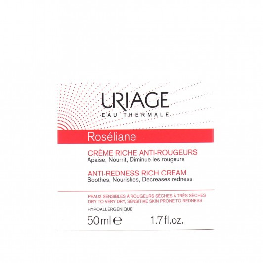 URIAGE Roséliane Crème riche anti-rougeurs