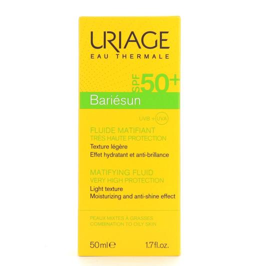 URIAGE Bariésun SPF50+ Mat Fluide 50ml