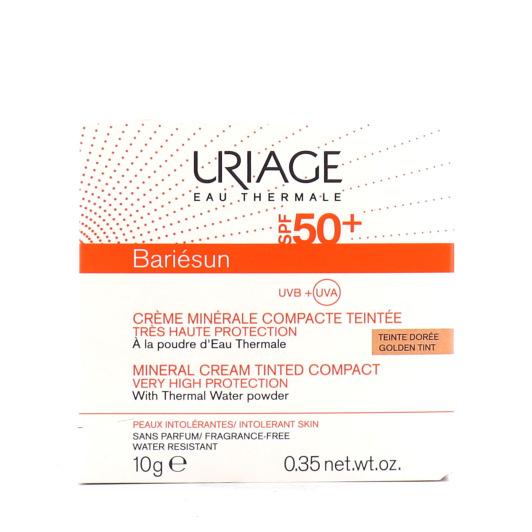 Bariesun crème minérale compacte teintée SPF 50+