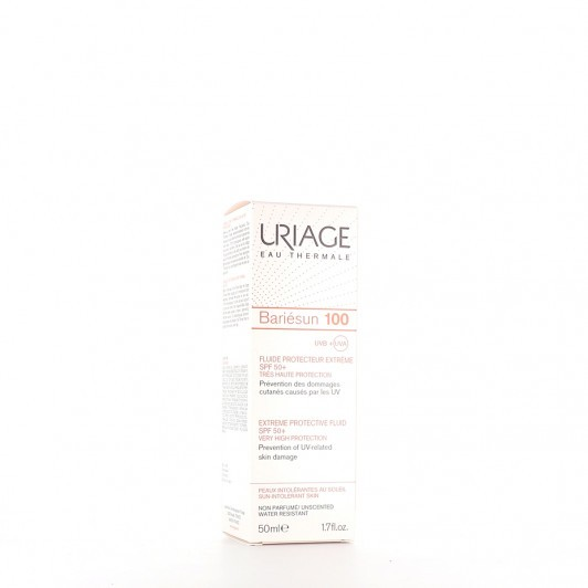 Uriage Bariésun 100 Fluide Protecteur Extrême SPF 50+