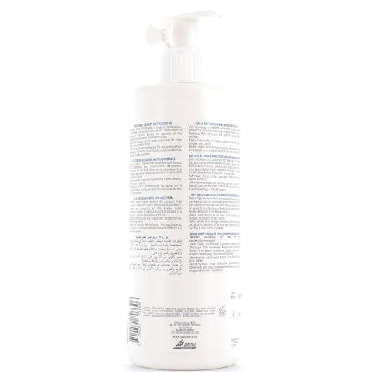 Topicrem ur-10 crème lissante anti-rugosités 500 ml