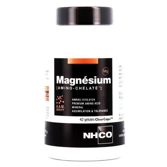 Magnésium 84 ou 42 gélules NHCO