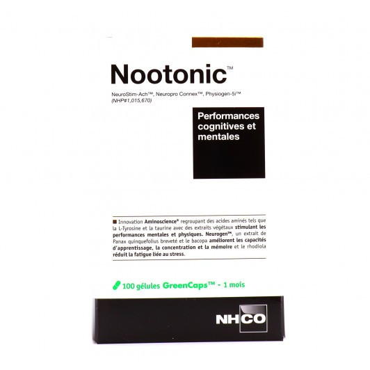 NHCO Nootonic