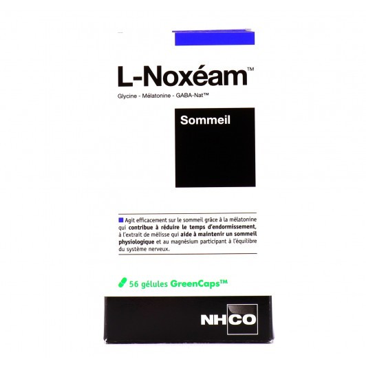 L-Noxéam Sommeil 56 gélules NHCO