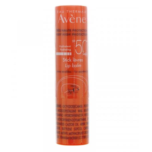 AVENE Stick lèvres SPF 50+