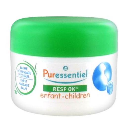 Baume de massage pectoral enfant en 60 ml