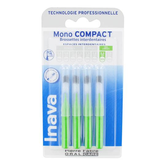 Brossettes mono compact par 4