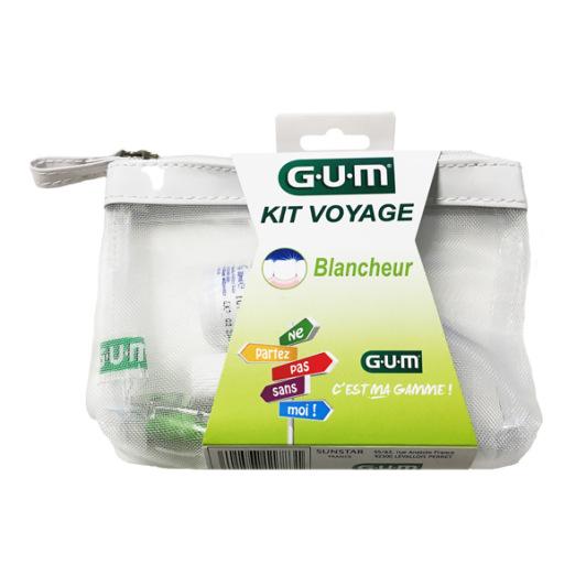 Gum Kit Voyage blancheur