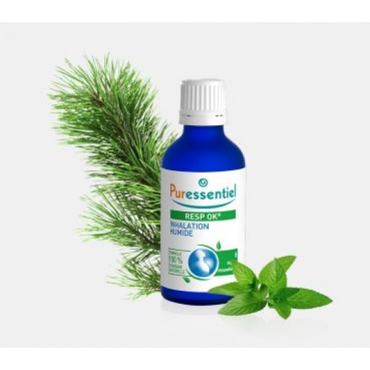 Inhalation Humide Respiratoire en 50 ml