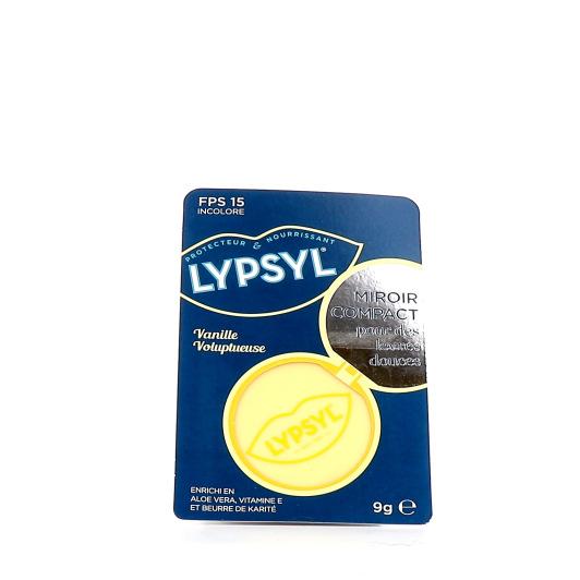 Lypsyl Miroir Compact pour des Lèvres Douces SPF 15
