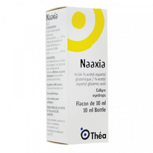 Naaxia collyre 10ml