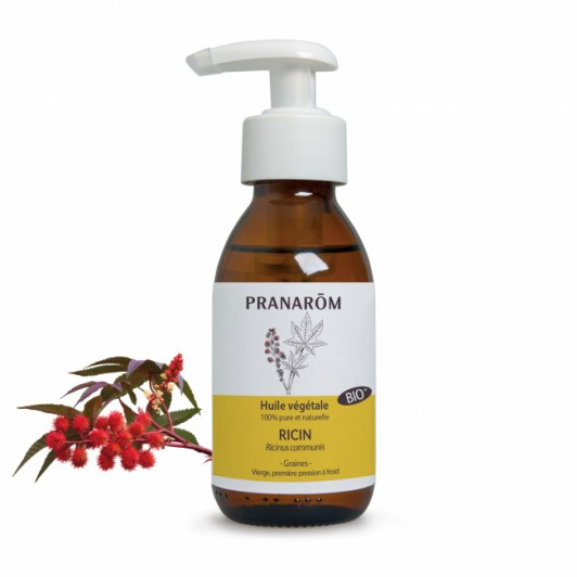 Pranarom huile végétale Ricin