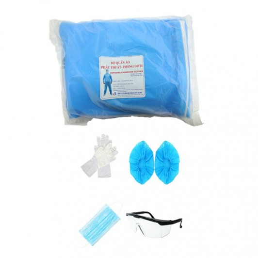 Kit de Protection COVID-19