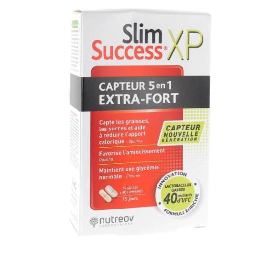 Slim Success XP Capteur 5 en 1