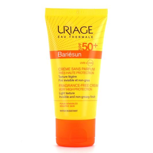 URIAGE Bariésun SPF50+ Crème Sans Parfum 50ml