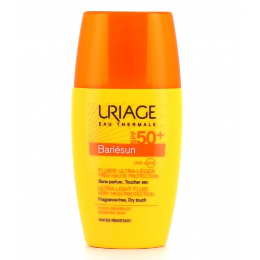 URIAGE Bariésun SPF50+ Fluide Ultra-Léger 30ml
