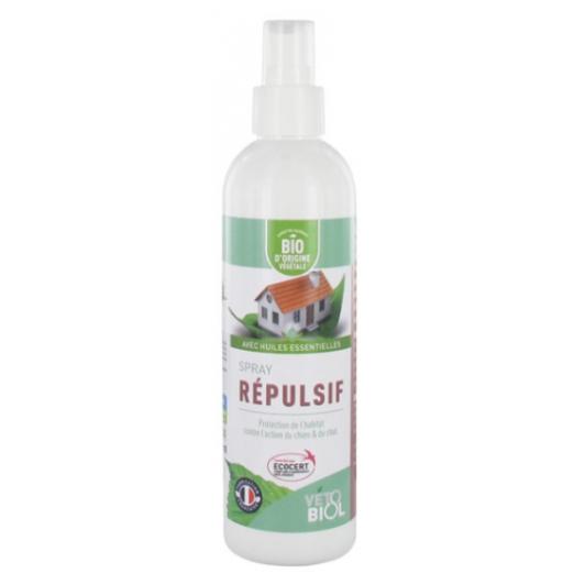 Vétobiol Spray Répulsif