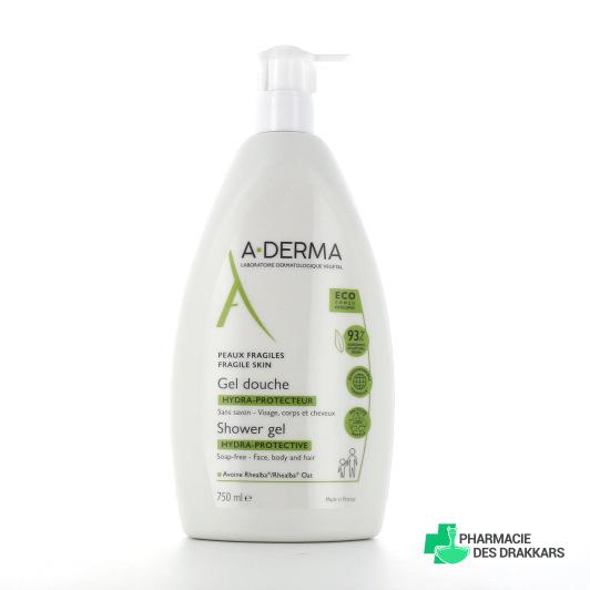 A-derma - Gel douche hydra protecteur - 200, 500,750ml
