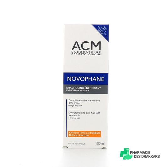 Novophane Shampooing énergisant  100 ml- OFFERT