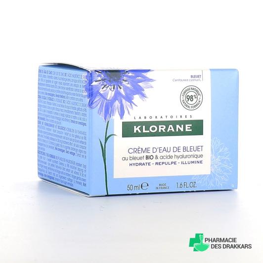 Klorane Crème d'Eau de Bleuet BIO