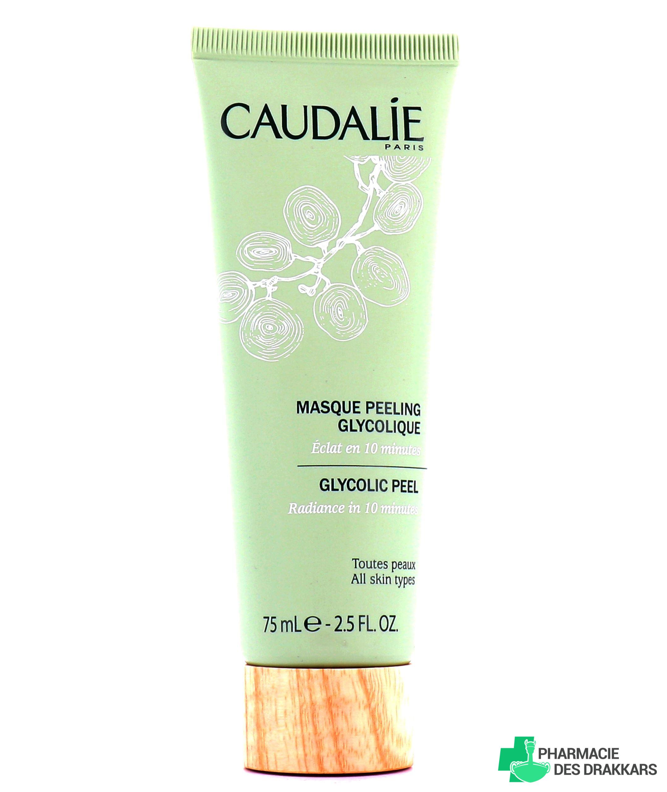 Masque peeling glycolique 75 ml Caudalie - Caudalie ...