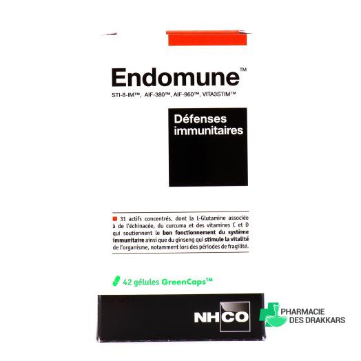 Endomune Défenses immunitaires NHCO