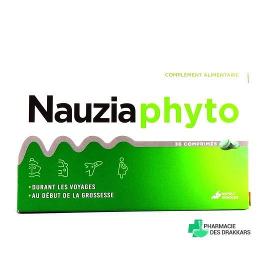 Nauziaphyto 36 comprimés