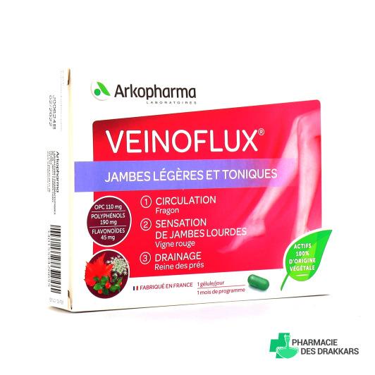 Veinoflux Jambes Légères et Toniques
