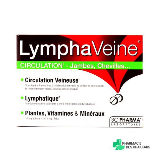 Lymphaveine 60 comprimés