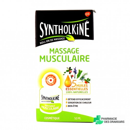 SyntholKiné Massage Musculaire
