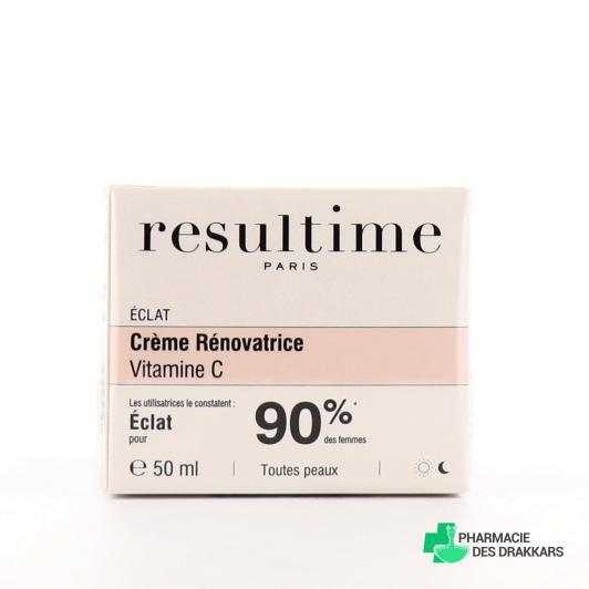 Resultime Crème rénovatrice à la vitamine C