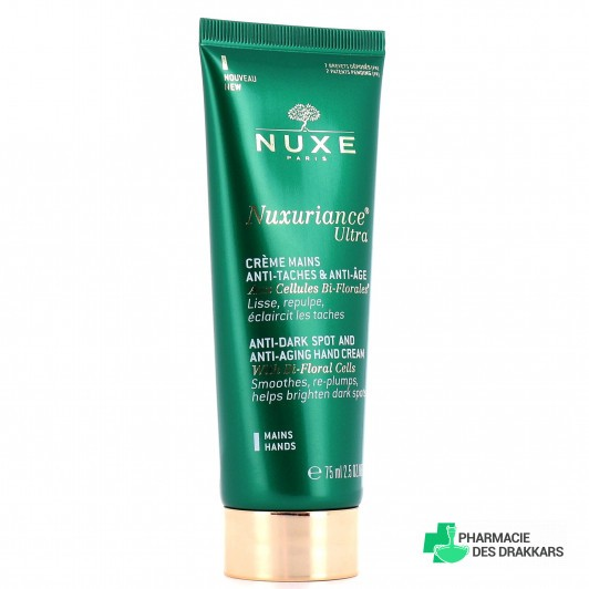 Nuxuriance Ultra Crème Mains Anti-Taches et Anti-Âge