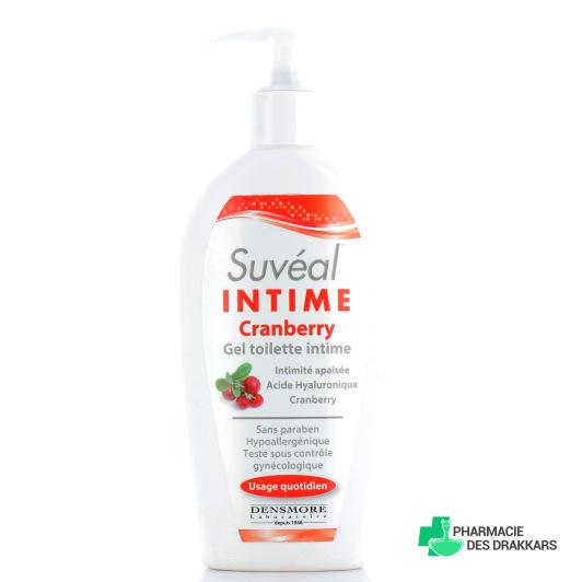 Suvéal Intime Cranberry Gel Toilette Intime 200ml