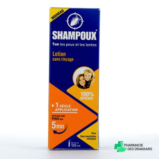 Shampoux Lotion Traitante
