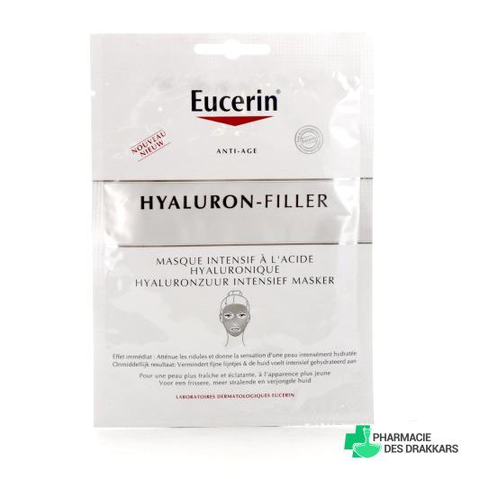 Eucerin Hyaluron-Filler Masque Intensif à l'Acide Hyaluronique
