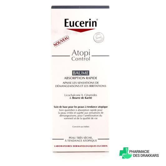 EUCERIN AtopiControl Baume Absorption Rapide